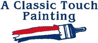 A Classic Touch Painting Logo
